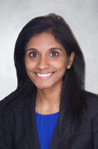 resident Subha Subramanian headshot