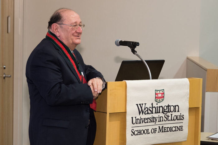 Covey named Taylor Distinguished Professor of Psychiatry