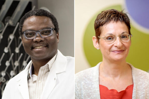 Achilefu, Luby elected to National Academy of Medicine